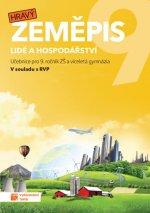 Hravý zeměpis 9 -  učebnice