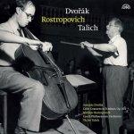 Dvořák: Koncert h moll pro violoncello a orchestr - LP