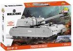 Stavebnice COBI 3024 WORLD of TANKS Tank SdKfz 205 Panzerkampfwagen VII MAUS/890 kostek+1 figurka