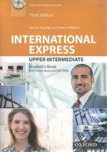 International Express: Upper-Intermediate: Student's Book Pack