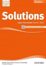Solutions: Upper-Intermediate: Teachers Book