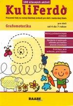 KuliFerdo Grafomotorika pre deti od 4 do 7 rokov