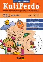 KuliFerdo Grafo a jemná motorika pre deti od 5 do 7 rokov