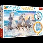 Puzzle Crazy Shapes! 600 Galop wśród fal