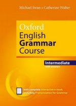 Oxford English Grammar Course Intermediate Revised Edition with Answers