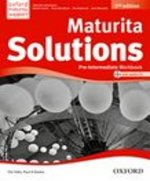 Maturita Solutions 2nd Edition Pre-Intermediate Workbook Czech Edition