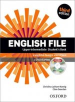 English File Third Edition Upper Intermediate Student's Book (Czech Edition)