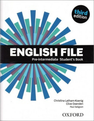 English File Third Edition Pre-intermediate Student's Book (international ed.)