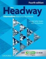 New Headway Fourth Edition Intermediate Maturita Workbook (Czech Edition)