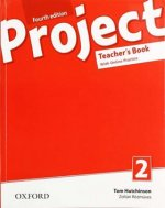 Project Fourth Edition 2 Teacher's Book with Online Practice Pack