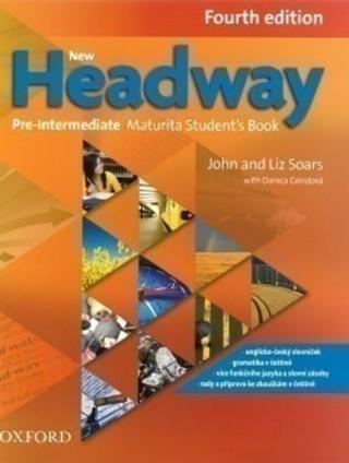 New Headway Fourth Edition Pre-intermediate Maturita Student's Book (Czech Ed.)