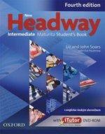 New Headway Fourth Edition Intermediate Maturita Student's Book (Czech Edition)