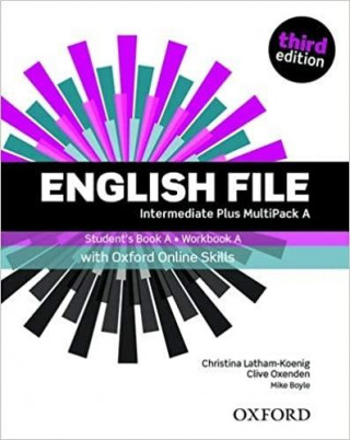 English File Intermediate Plus Multipack A with Online Skills (3rd) without CD-ROM