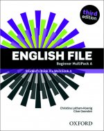 English File Third Edition Beginner Multipack A