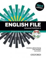 English File: Advanced: Student's Book/Workbook MultiPack A