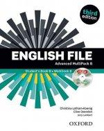 English File: Advanced: Student's Book/Workbook MultiPack B