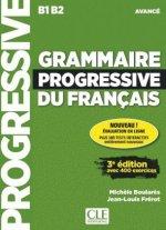 Grammaire progressive du français. Niveau avancé - 3?me édition. Schülerarbeitsheft + Audio-CD + Web-App