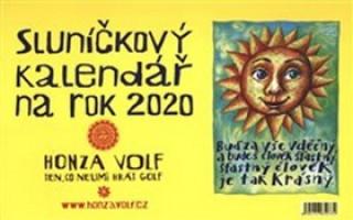 Sluníčkový kalendář 2020