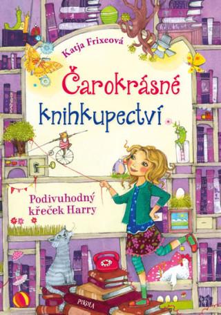Čarokrásné knihkupectví Podivuhodný křeček Harry