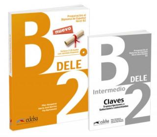 pack dele b2: libro +claves + audio descargable 2019