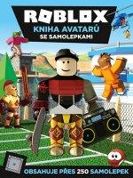 Roblox Kniha avatarů se samolepkami