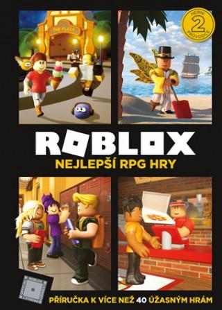 Roblox Nejlepší RPG Hry