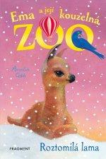 Ema a její kouzelná zoo Roztomilá lama