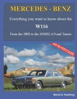 Mercedes-Benz, the 1970s, W116: From the 280s to the 450sel 6.9 and Tuners