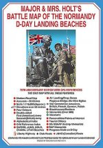 Major & Mrs Holt's Battle Map of The Normandy D-Day Landing Beaches (Map)
