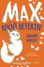 Max kočičí detektiv Záhadný portrét