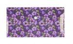 Pouzdro na dokumenty DL: Květiny
