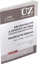 ÚZ 1323 Archivnictví a spisová služba, Skartační řízení