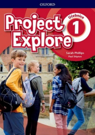 Project Explore 1 Student's book CZ