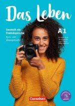 Das Leben A1: Gesamtband - Kurs- und Übungsbuch