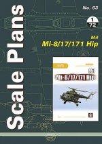 Scale Plans 63: Mil Mi-8/17/171 HIP