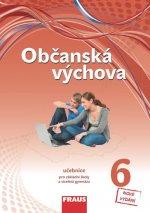 Občanská výchova 6 nová generace učebnice