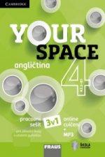 Your Space 4 Pracovní sešit