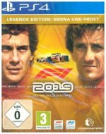 F1 2019 Legends Edition (PlayStation PS4)