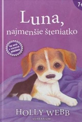 Luna, najmenšie šteniatko