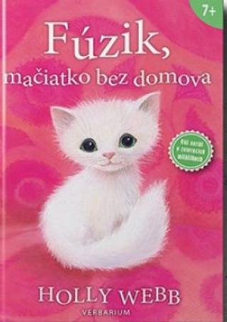 Fúzik, mačiatko bez domova