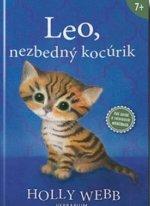 Leo, nezbedný kocúrik