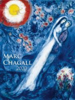 Marc Chagall 2020 - nástěnný kalendář