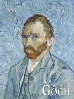 Vincent van Gogh 2020 - nástěnný kalendář