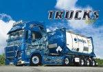Trucks 2020 - nástěnný kalendář