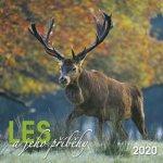 Les a jeho příběhy 2020 - nástěnný kalendář