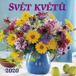 Svět květů 2020 - nástěnný kalendář