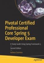 Pivotal Certified Professional Core Spring 5 Developer Exam
