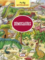 My Big Wimmelbook: Dinosaurs
