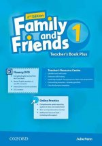 Family and Friends: Level 1: Teacher's Book Plus