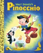 Walt Disney's Pinocchio Little Golden Board Book (Disney Classic)